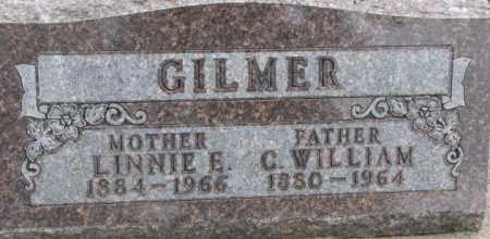 GILMER, C. WILLIAM - Dixon County, Nebraska | C. WILLIAM GILMER - Nebraska Gravestone Photos