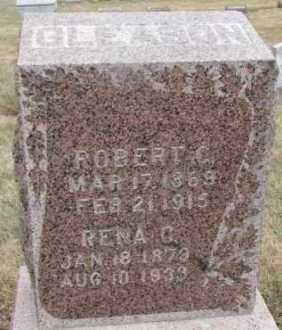 GLEASON, ROBERT C. - Dixon County, Nebraska | ROBERT C. GLEASON - Nebraska Gravestone Photos