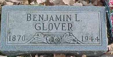 GLOVER, BENJAMIN L. - Dixon County, Nebraska | BENJAMIN L. GLOVER - Nebraska Gravestone Photos