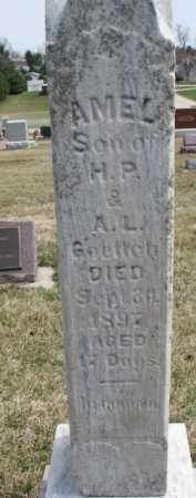 GOETTCH, AMEL - Dixon County, Nebraska | AMEL GOETTCH - Nebraska Gravestone Photos