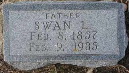 GOLDBERG, SWAN L. - Dixon County, Nebraska | SWAN L. GOLDBERG - Nebraska Gravestone Photos