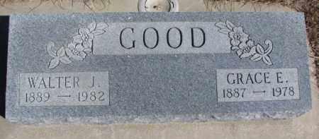 GOOD, GRACE E. - Dixon County, Nebraska | GRACE E. GOOD - Nebraska Gravestone Photos