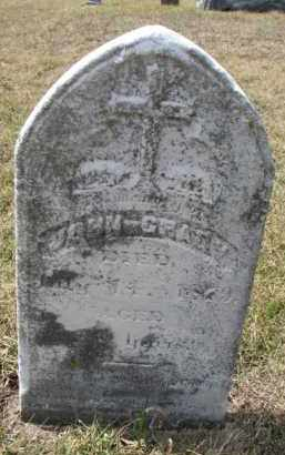 GRADY, JOHN - Dixon County, Nebraska | JOHN GRADY - Nebraska Gravestone Photos