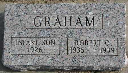 GRAHM, ROBERT O. - Dixon County, Nebraska | ROBERT O. GRAHM - Nebraska Gravestone Photos