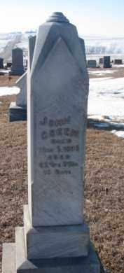 GREEN, JOHN - Dixon County, Nebraska | JOHN GREEN - Nebraska Gravestone Photos