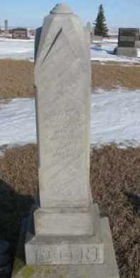 GREEN, MARY A. - Dixon County, Nebraska | MARY A. GREEN - Nebraska Gravestone Photos
