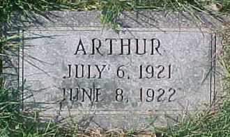 GREVE, ARTHUR - Dixon County, Nebraska | ARTHUR GREVE - Nebraska Gravestone Photos