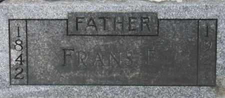 GRONLUND, FRANS F. - Dixon County, Nebraska | FRANS F. GRONLUND - Nebraska Gravestone Photos