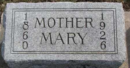 GRONLUND, MARY - Dixon County, Nebraska | MARY GRONLUND - Nebraska Gravestone Photos
