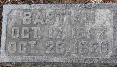 GUNDERSON, BASTIAN - Dixon County, Nebraska | BASTIAN GUNDERSON - Nebraska Gravestone Photos
