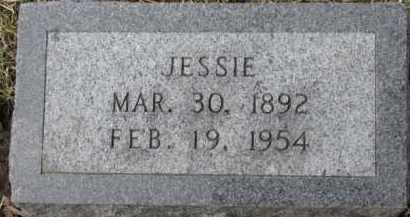 GUNDERSON, JESSIE - Dixon County, Nebraska | JESSIE GUNDERSON - Nebraska Gravestone Photos
