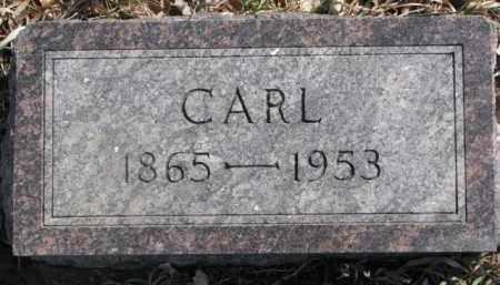 GUNNARSON, CARL - Dixon County, Nebraska   CARL GUNNARSON - Nebraska Gravestone Photos