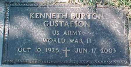 GUSTAFSON, KENNETH (WWII MARKER) - Dixon County, Nebraska | KENNETH (WWII MARKER) GUSTAFSON - Nebraska Gravestone Photos