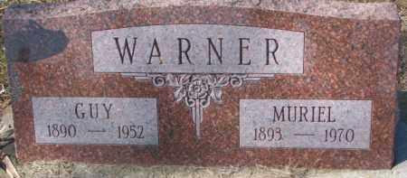 GUY, MURIEL - Dixon County, Nebraska   MURIEL GUY - Nebraska Gravestone Photos