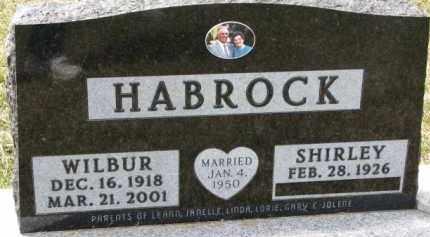HABROCK, SHIRLEY - Dixon County, Nebraska | SHIRLEY HABROCK - Nebraska Gravestone Photos