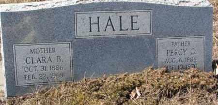 ISOM HALE, CLARA B. - Dixon County, Nebraska | CLARA B. ISOM HALE - Nebraska Gravestone Photos