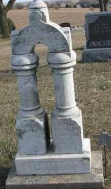 HAMLIN, SETH - Dixon County, Nebraska   SETH HAMLIN - Nebraska Gravestone Photos