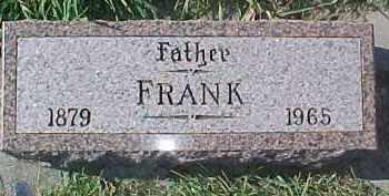 HANSON, FRANK - Dixon County, Nebraska | FRANK HANSON - Nebraska Gravestone Photos