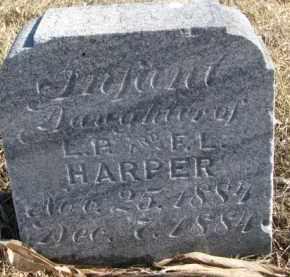 HARPER, DOLLY - Dixon County, Nebraska | DOLLY HARPER - Nebraska Gravestone Photos