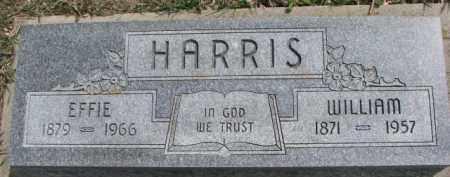 HARRIS, WILLIAM - Dixon County, Nebraska | WILLIAM HARRIS - Nebraska Gravestone Photos