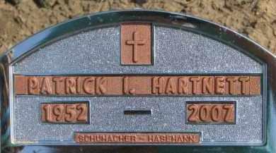 HARTNETT, PATRICK I. - Dixon County, Nebraska   PATRICK I. HARTNETT - Nebraska Gravestone Photos