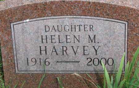 MCKINLEY HARVEY, HELEN M. - Dixon County, Nebraska | HELEN M. MCKINLEY HARVEY - Nebraska Gravestone Photos