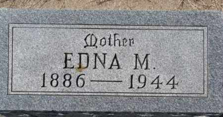HEELAN, EDNA M. - Dixon County, Nebraska | EDNA M. HEELAN - Nebraska Gravestone Photos