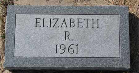 HEELAN, ELIZABETH R. - Dixon County, Nebraska | ELIZABETH R. HEELAN - Nebraska Gravestone Photos
