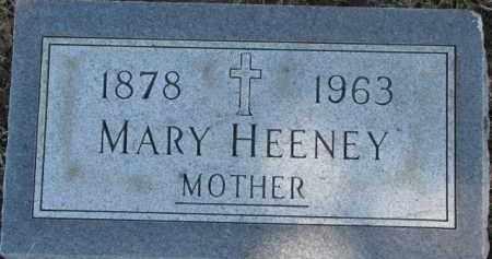 HEENEY, MARY - Dixon County, Nebraska | MARY HEENEY - Nebraska Gravestone Photos