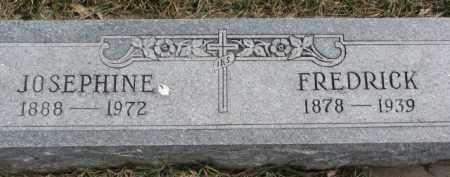 HEIDY, JOSEPHINE - Dixon County, Nebraska | JOSEPHINE HEIDY - Nebraska Gravestone Photos