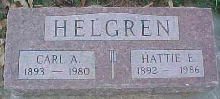 HELGREN, CARL A. - Dixon County, Nebraska | CARL A. HELGREN - Nebraska Gravestone Photos