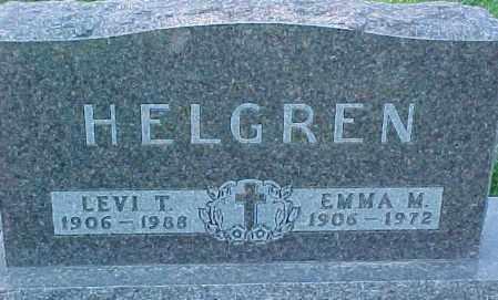 HELGREN, EMMA M. - Dixon County, Nebraska | EMMA M. HELGREN - Nebraska Gravestone Photos