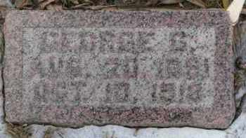 HERFEL, GEORGE G. - Dixon County, Nebraska | GEORGE G. HERFEL - Nebraska Gravestone Photos