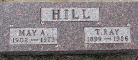 HILL, MAY A. - Dixon County, Nebraska | MAY A. HILL - Nebraska Gravestone Photos