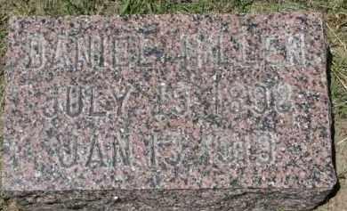 HILLEN, DANIEL - Dixon County, Nebraska | DANIEL HILLEN - Nebraska Gravestone Photos