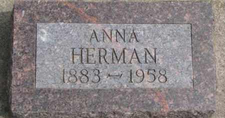 HINGST, ANNA - Dixon County, Nebraska | ANNA HINGST - Nebraska Gravestone Photos