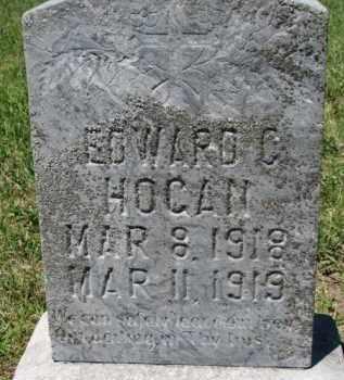 HOGAN, EDWARD C. - Dixon County, Nebraska | EDWARD C. HOGAN - Nebraska Gravestone Photos
