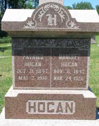 HOGAN, MARGRET - Dixon County, Nebraska | MARGRET HOGAN - Nebraska Gravestone Photos