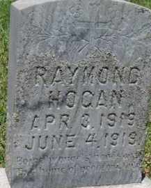 HOGAN, RAYMOND - Dixon County, Nebraska | RAYMOND HOGAN - Nebraska Gravestone Photos