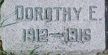 HOLMBERG, DOROTHY E. - Dixon County, Nebraska | DOROTHY E. HOLMBERG - Nebraska Gravestone Photos