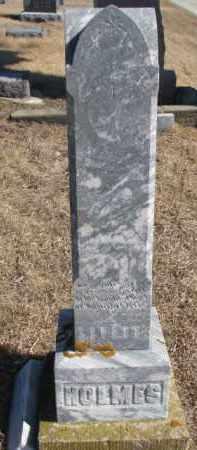 HOLMES, JAMES - Dixon County, Nebraska | JAMES HOLMES - Nebraska Gravestone Photos