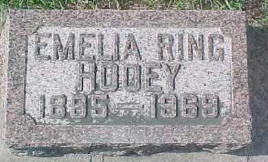 RING HOOEY, EMELIA - Dixon County, Nebraska | EMELIA RING HOOEY - Nebraska Gravestone Photos