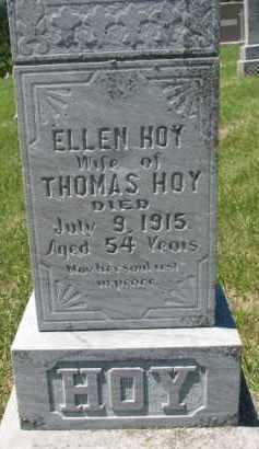 HOY, ELLEN - Dixon County, Nebraska | ELLEN HOY - Nebraska Gravestone Photos