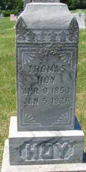 HOY, THOMAS - Dixon County, Nebraska   THOMAS HOY - Nebraska Gravestone Photos