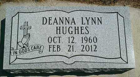HUGHES, DEANNA LYNN - Dixon County, Nebraska | DEANNA LYNN HUGHES - Nebraska Gravestone Photos