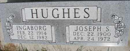 HUGHES, JOSEPH S. - Dixon County, Nebraska | JOSEPH S. HUGHES - Nebraska Gravestone Photos