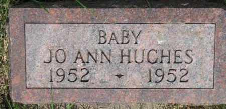 HUGHES, JO ANN - Dixon County, Nebraska | JO ANN HUGHES - Nebraska Gravestone Photos