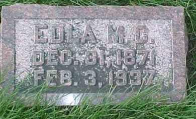 HYPSE, EDLA M.C. - Dixon County, Nebraska | EDLA M.C. HYPSE - Nebraska Gravestone Photos