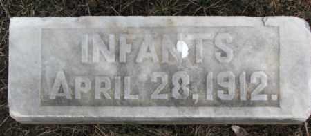 INMAN, INFANTS - Dixon County, Nebraska | INFANTS INMAN - Nebraska Gravestone Photos