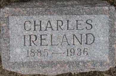 IRELAND, CHARLES - Dixon County, Nebraska | CHARLES IRELAND - Nebraska Gravestone Photos